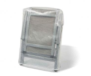 Protective bag folding chair L - transparent
