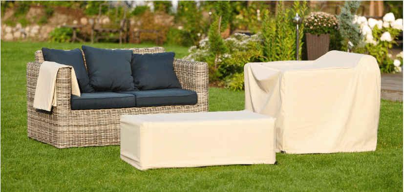 Abdeckplane Schutzhülle Gartentisch Für Gartenmöbel Sitzgruppe Abdeckung Haube